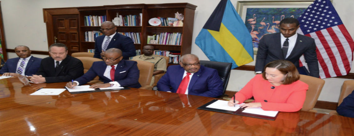 The Bahamas Government Receives $1.4M to Fight Corruption